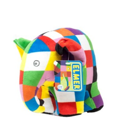 Rainbow Designs Elmer Soft Toy